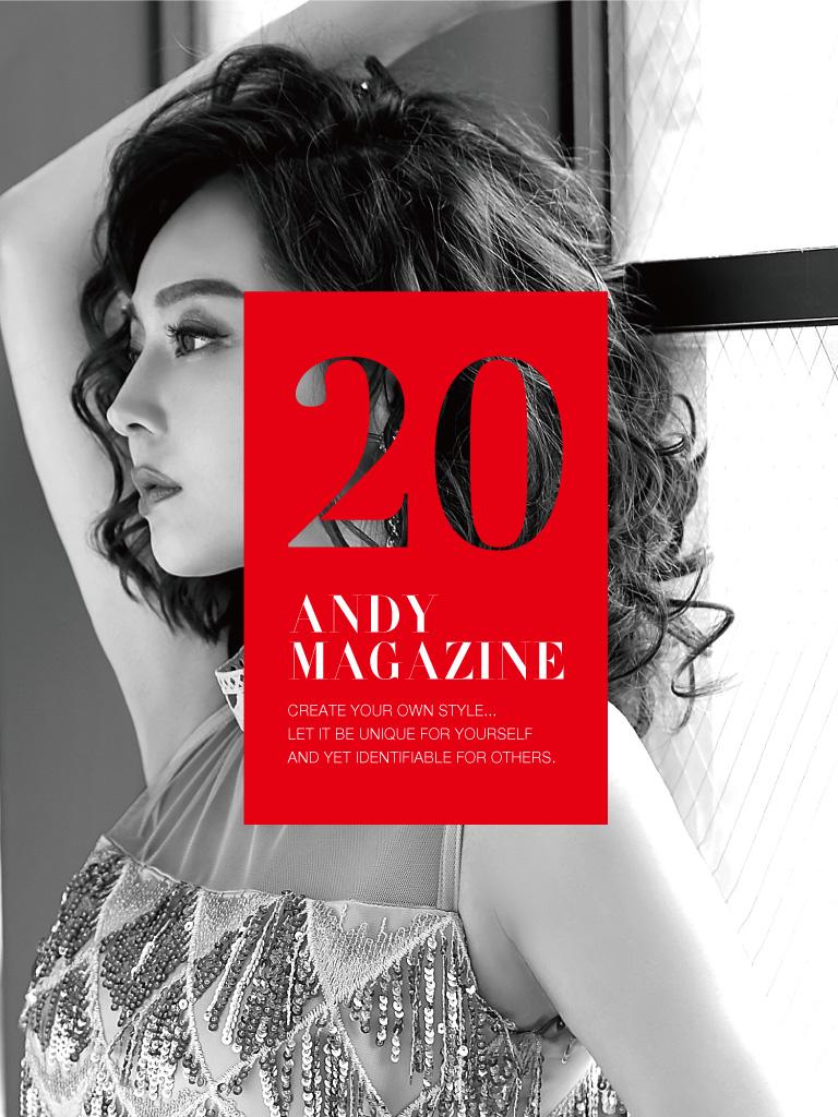 ANDY MAGAZINE 20