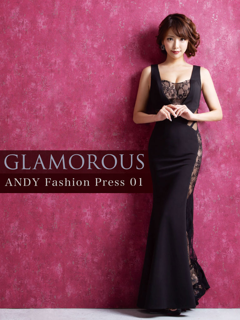 GLAMOROUS ANDY FASHION PRESS 01