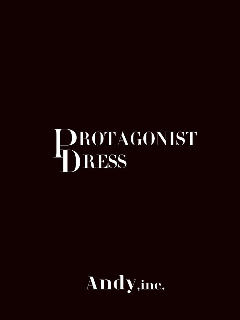 PROTAGONIST DRESS